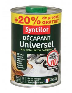 SYNTILOR Décapant universel Chrono ® 10mn 1L + 20% gratuit