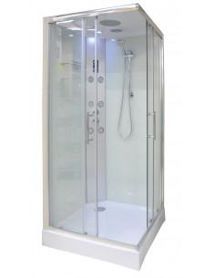 Cabine de douche intégrale 90 x 90 x 200 cm