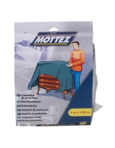 MOTTEZ Couverture de protection 2x1.50m