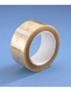 MOTTEZ Rouleau adhésif transparent 50mm x 100m