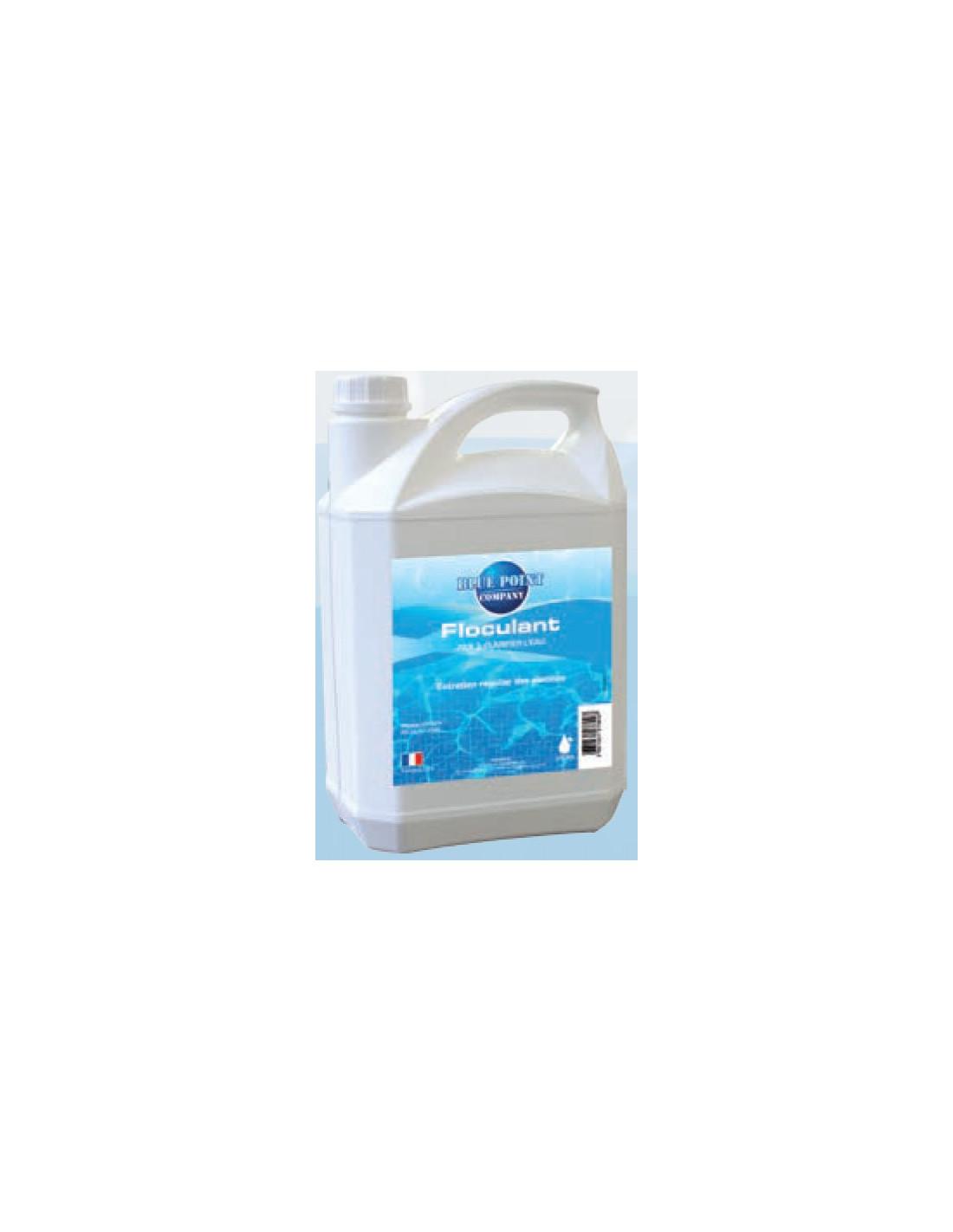 Hydrapro floculant liquide 1l hyper brico for Clarifiant liquide piscine