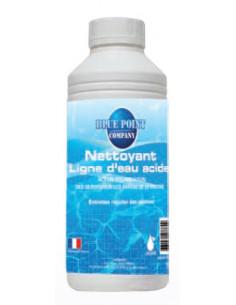 HYDRAPRO Nettoyant ligne d'eau acide liquide 1L
