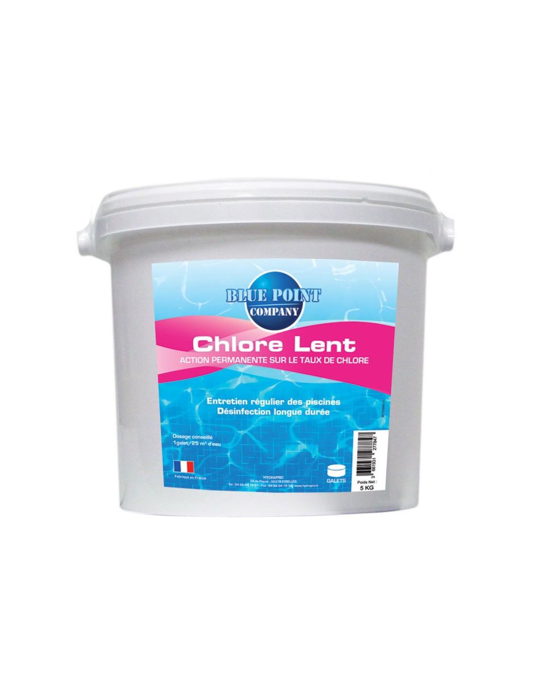 hydrapro chlore lent galets 1kg hyper brico. Black Bedroom Furniture Sets. Home Design Ideas