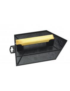 COGEX Taloche plastique pointue Manche bois 27x18cm
