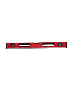 COGEX Niveau aluminium rectangulaire 2 Poignées + 3 Fioles 600mm