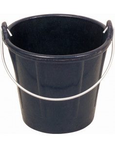 KS TOOLS Seau maçon en caoutchouc synthétique 13 litres
