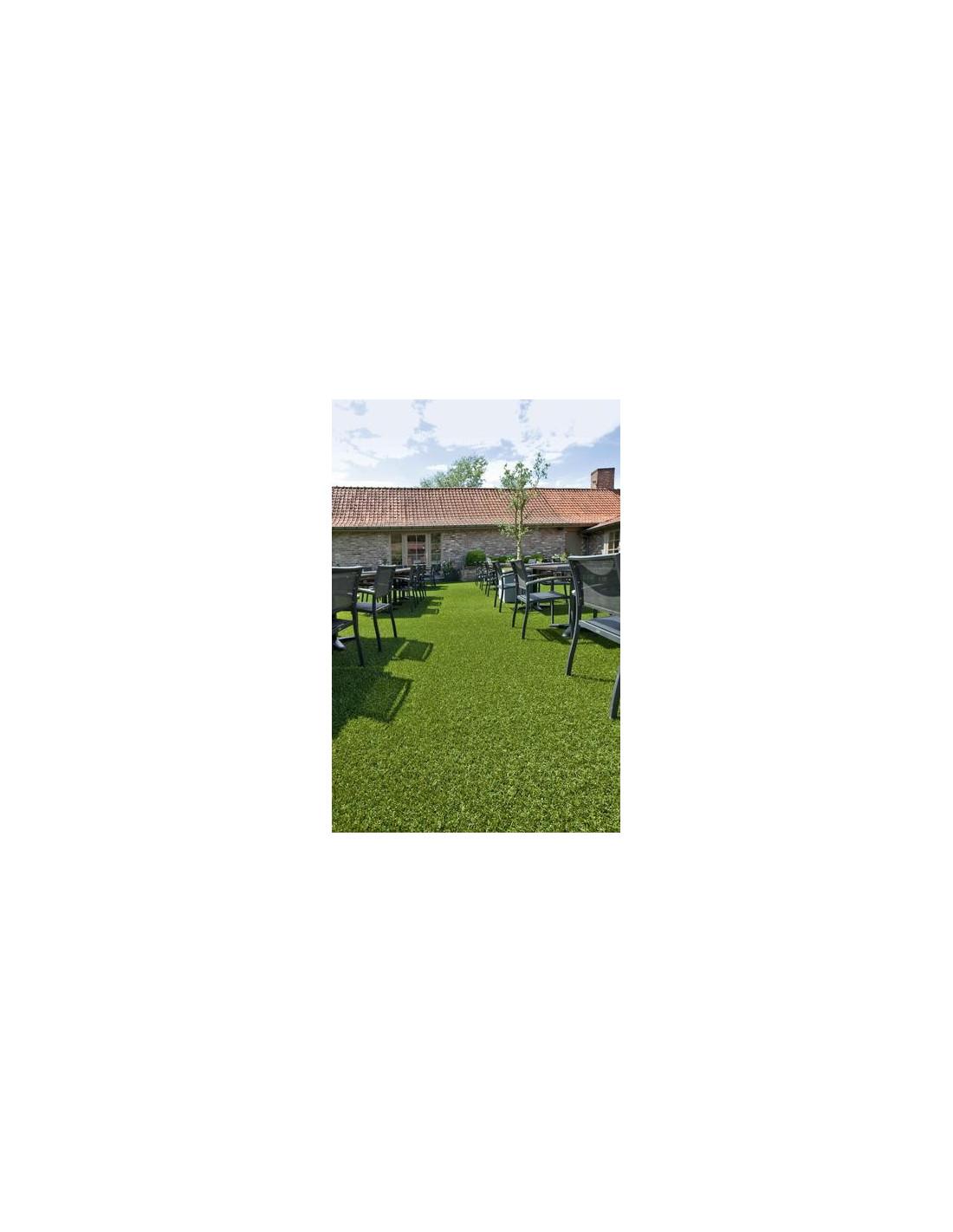 beaulieu moquette gazon artificiel evergreen 7000 groen 4m hyper brico. Black Bedroom Furniture Sets. Home Design Ideas