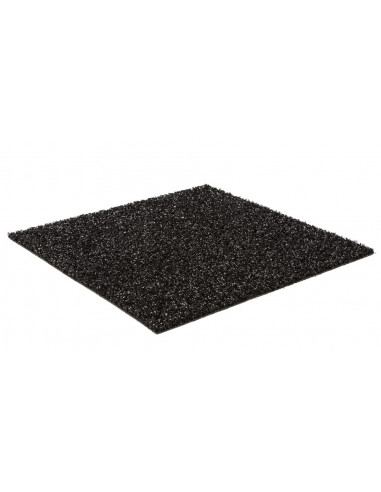Beaulieu moquette gazon artificiel diamond 9025 black 2m for Moquette gazon exterieur