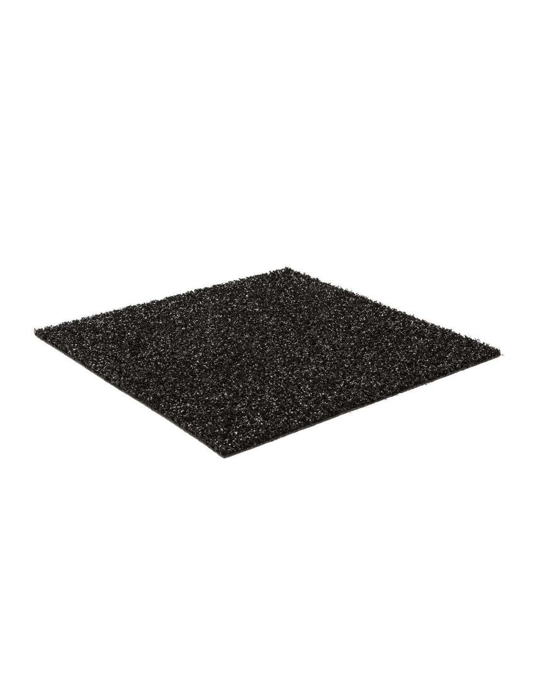 Beaulieu moquette gazon artificiel diamond 9025 black 2m for Moquette gazon exterieur