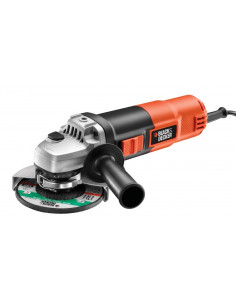 BLACK & DECKER KG701 Meuleuse angle 115mm-710w