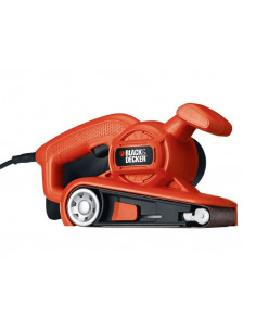BLACK & DECKER KA86 Ponceuse à bande 75x457mm 720W