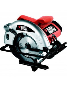 BLACK & DECKER CD601K Scie circulaire 1100W - 55mm