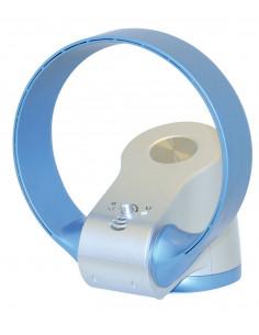AITOPRO Ventilateur sans pale 30cm bleu