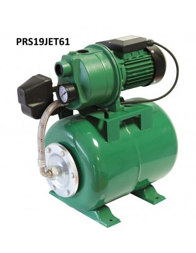 RIBIMEX Pompe à eau de surface Surpresseurs SURJET61 19L 600W