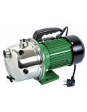 RIBIMEX Pompe à eau de surface auto-amorçante JET inox 970W