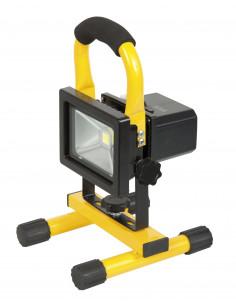 RIBIMEX Projecteur à led 10w portable