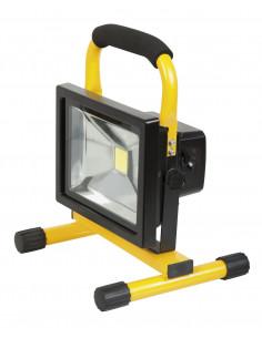RIBIMEX Projecteur à led 20w portable
