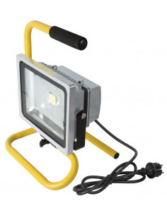 RIBIMEX Projecteur à LED 30W C.O.B portable