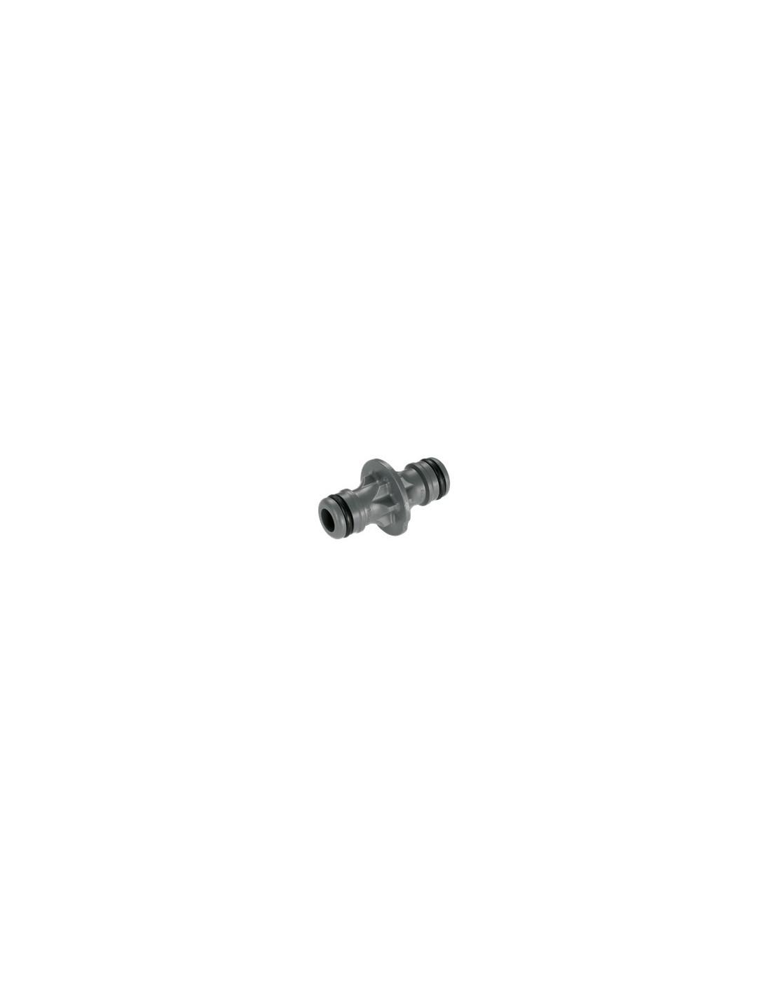 Deboucher Canalisation Avec Tuyau Arrosage gardena connecteur pour 2 tuyaux vrac