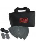 BLACK & DECKER Ponceuse de détail mousse 120W