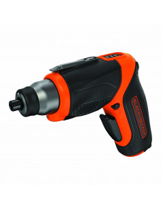 BLACK & DECKER CS3653LC Tournevis Lithium 2 positions 3.6V