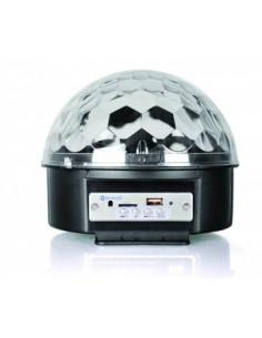 EXPELEC Demi-sphère à LED + lecteur MP3