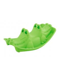 TRIGANO Bascule Croco vert