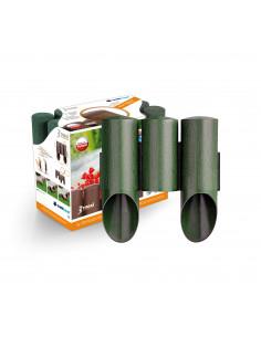 CELLFAST Rondins empil.0.242x2.1m couleur vert