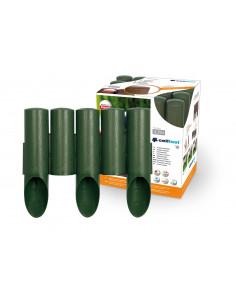 CELLFAST Rondins plastiques 0.255x2.3m couleur vert