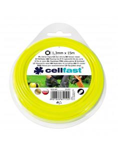 CELLFAST Fil de coupe carré 1.3mm 15m