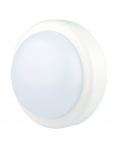 ELECTRALINE Hublot ovale LED blanc 14W 1000lumens