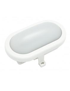 ELECTRALINE Hublot ovale LED blanc 10W 700lumens