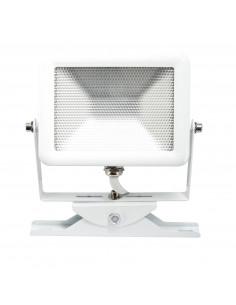ELECTRALINE Projecteur LED Slim Extérieur à fixer IP65 10W Blanc