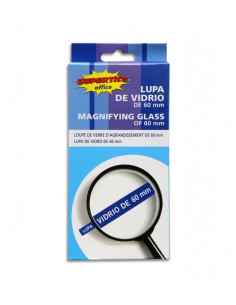 SUPERTITE Loupe 60mm verre