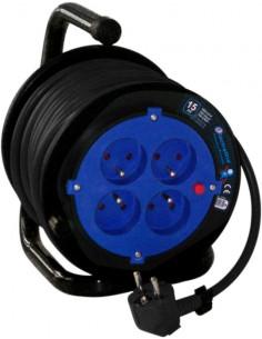 ELECTRALINE Enrouleur bb-line10 HO5 VV-F 3g1.5 10 m