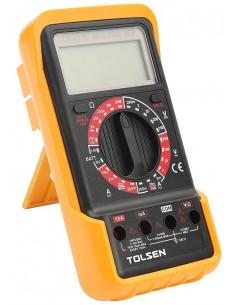 TOLSEN Multimètre numérique 250V 10A 560e80ffde48