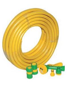 Batterie tuyau jaune d15mm – 50m