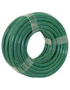 Tuyau arrosage vert d15mm - 15m