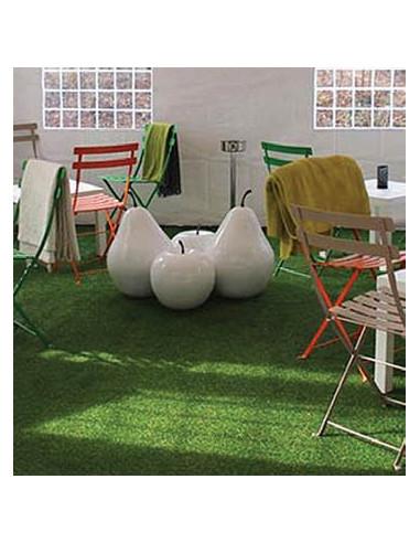 gazon synthetique moquette gazon automne 4 m x 20 mm hyper brico. Black Bedroom Furniture Sets. Home Design Ideas