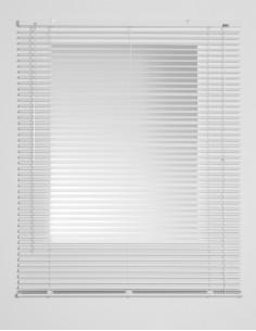 STOR PLANET Store vénitien aluminium blanc 75 x 175cm