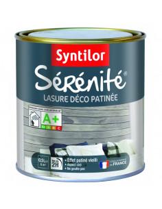 SYNTILOR Lasure sérénité 0,5L chocolat