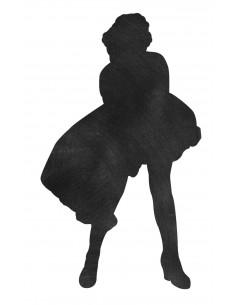 FORNORD Sticker tableau noir 48 x 68 cm