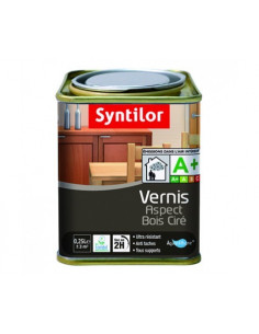 SYNTILOR Vernis ABC aqua 0.25L incolore