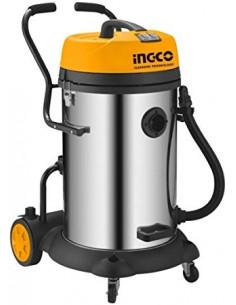 INGCO VC24751 Aspirateur industriel 2x1200W 75L