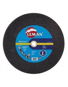 LEMAN Disque bakelite métal 350 x 25,4 x 2.8 mm