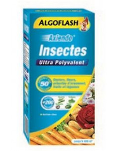 ALGOFLASH Insecte ultra polyvalent 400ml