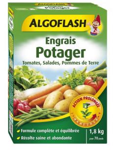 ALGOFLASH Engrais de Potager de  1,8 Kg