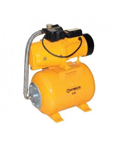 Worksite Aujet100l Pompe Surpresseur 24l 750w