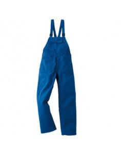 BUGATTI Cotte à bretelle bleu de travail