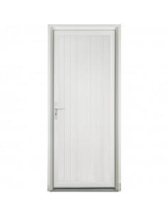Porte aluminium 900x2200mm droite
